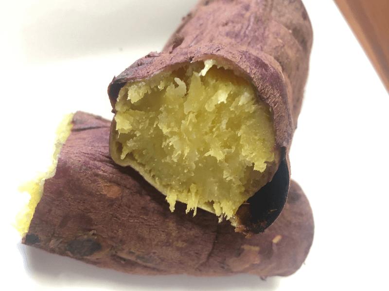 セブン 冷やし焼き芋