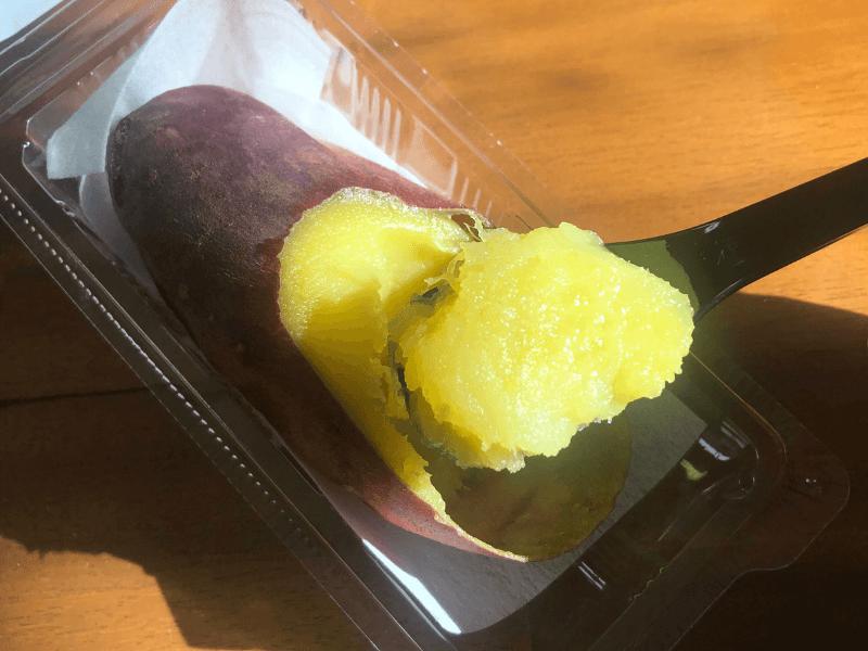 ローソン 冷やし焼き芋